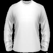Tenšie pánske tričko s dlhým rukávom