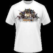Hráčske tričko Centrum Her