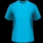 B39-Men-185 Pánske tričko pevnejšie s krátkym rukávom farebné