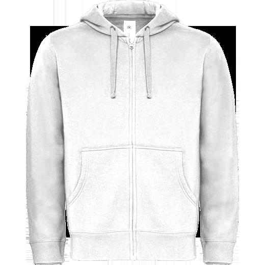 Pánska mikina Zip-Hood · Navrhovať potlač f3b73d80285