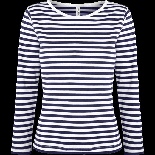9fc56f589 Dámske námornícke tričko dlhý rukáv | 192 Ladies Mary | Tricka.sk
