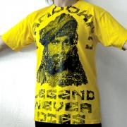 Tričko veľký Sandokan - Legend Never Dies