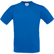 Pánske tričko tenké s V-výstrihom