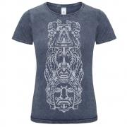 Dámske indinánske tričko Yacatecutli