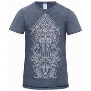 Pánske indinánske tričko Xipe