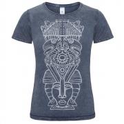 Dámske indinánske tričko Teteo