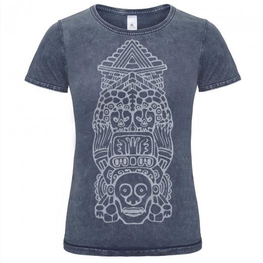 Dámske indinánske tričko Tonatiuh
