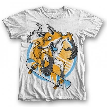 Tričko Fox Skate