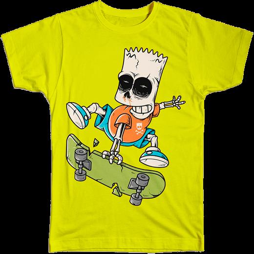 Tričko Bart Simpson