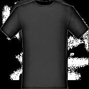 Hrubšie strečové pánske FIT tričko