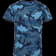 Pánske tričko Military Camouflage 118