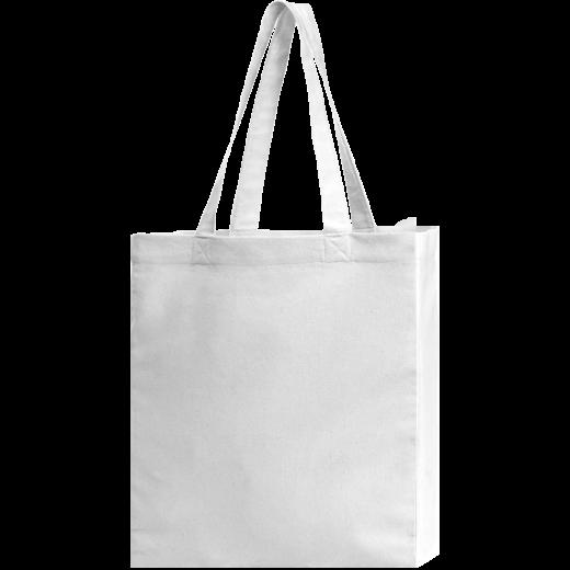Hrubá bavlnená taška
