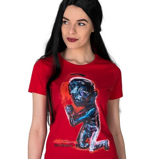 Prosebník Dark Women  - tričko Marek Ormandík