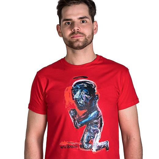 Prosebník Dark Men - tričko Marek Ormandík