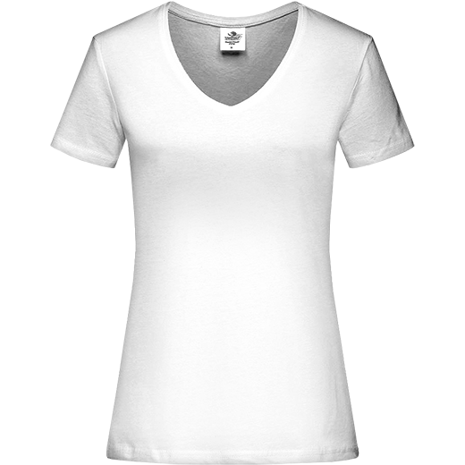 HS09 Dámske V-tričko